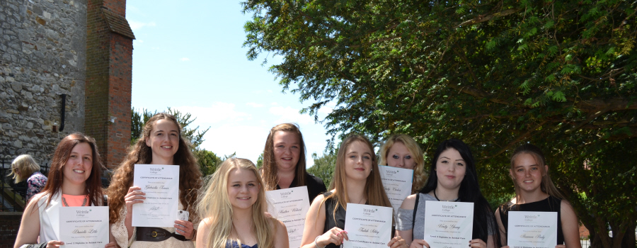 Image reperesenting the GCSE results story