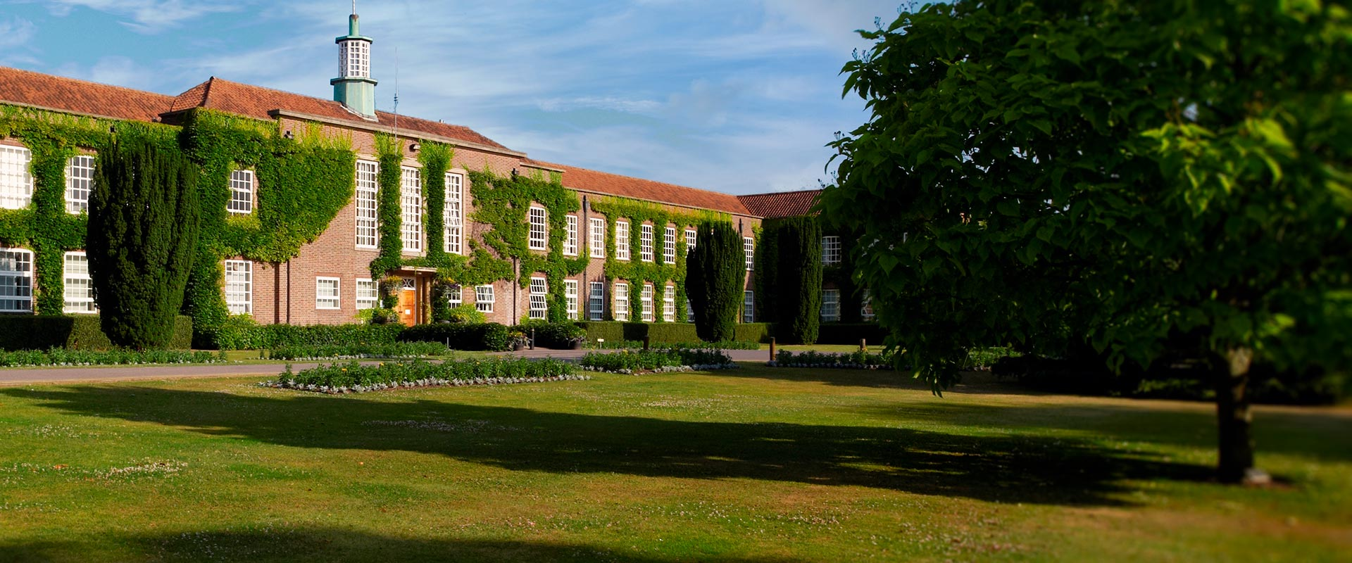 Writtle University College Main Building