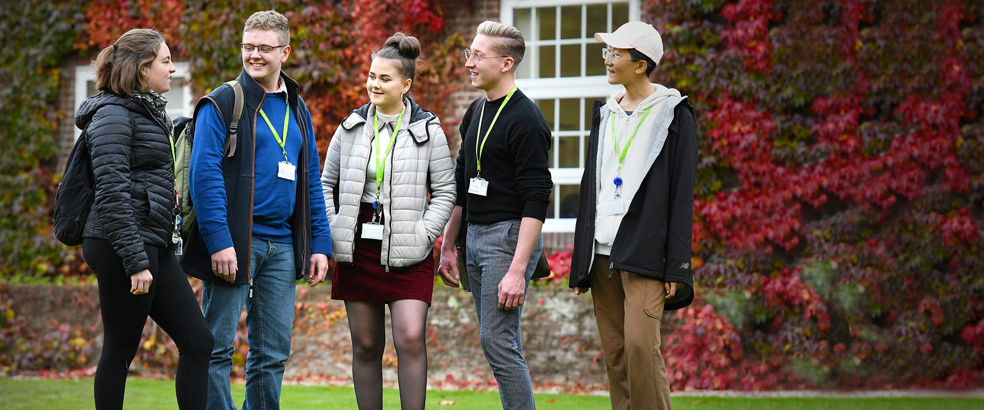 Writtle University College Open Day