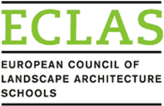 The European Council of Landscape Architecture Schools (ECLAS) logo
