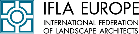 International Federation of Landscape Architects (IFLA) logo