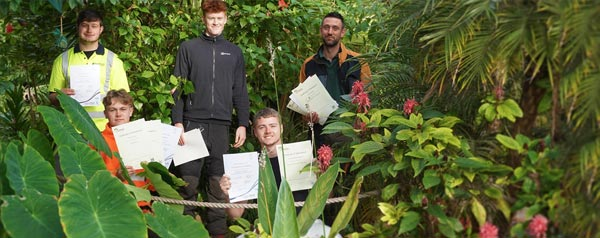 Agricultural Apprenticeships at Writtle University College