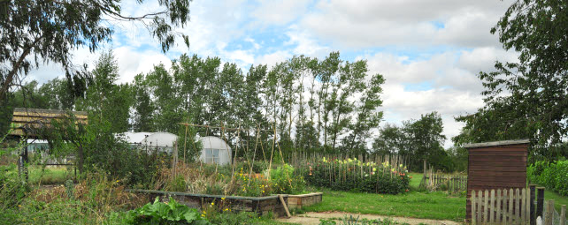 Smallholders and Allotment Keeper
