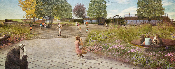 Landscape Architecture And Garden Design Writtle University College Cool Garden Design Courses Creative