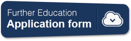 Further Education application form download button