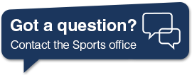 Contact the Sports office