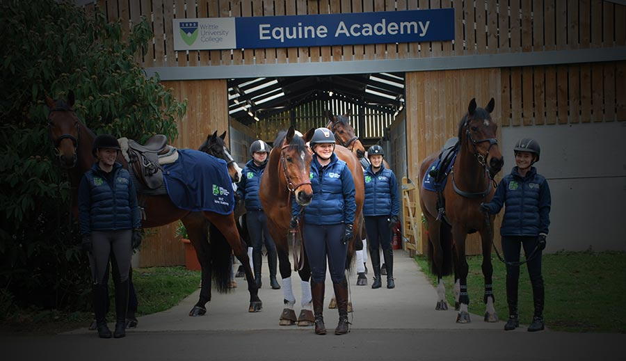 Writtle University College - Equine Academy