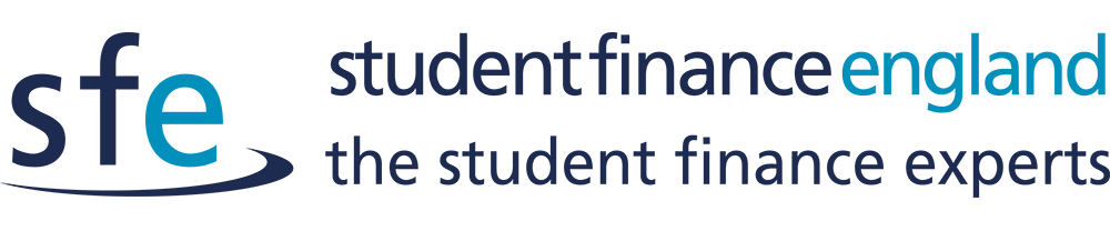 Student Finance England - logo