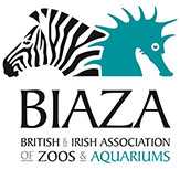 BIAZA, the British and Irish Association of Zoos and Aquariums logo
