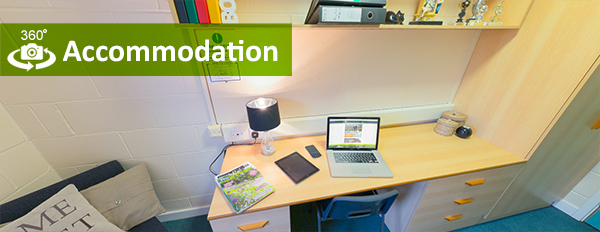 Writtle University College - 360 Degree Accommodation link