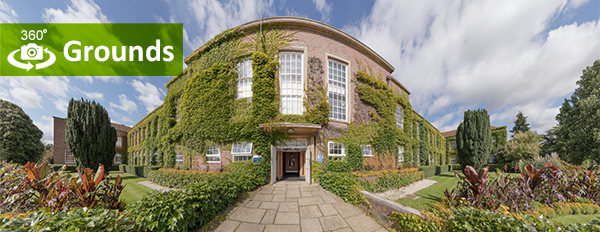 Writtle University College - 360 Degree Grounds link
