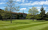 The College front lawn