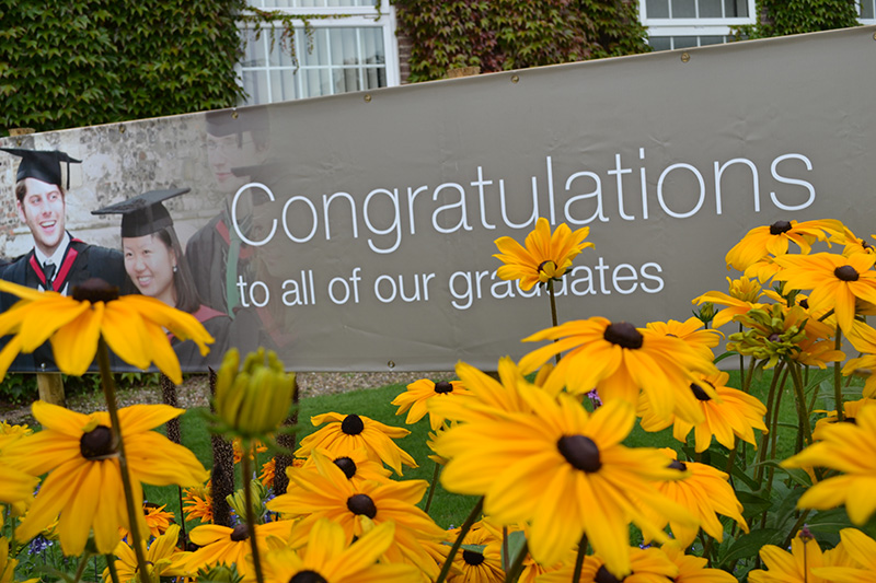 School of Sustainable Environments Graduation 2014