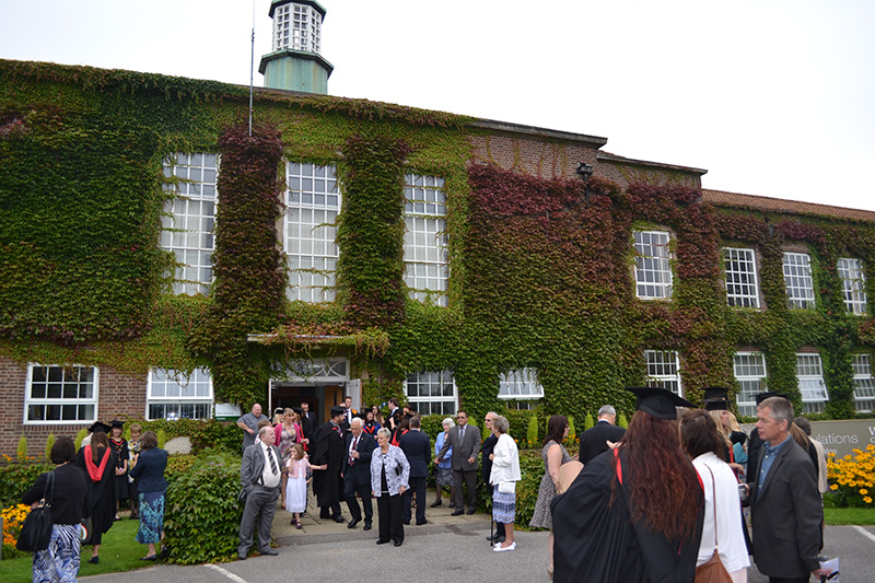 School of Sport, Equine and Animal Sciences Graduation 2014