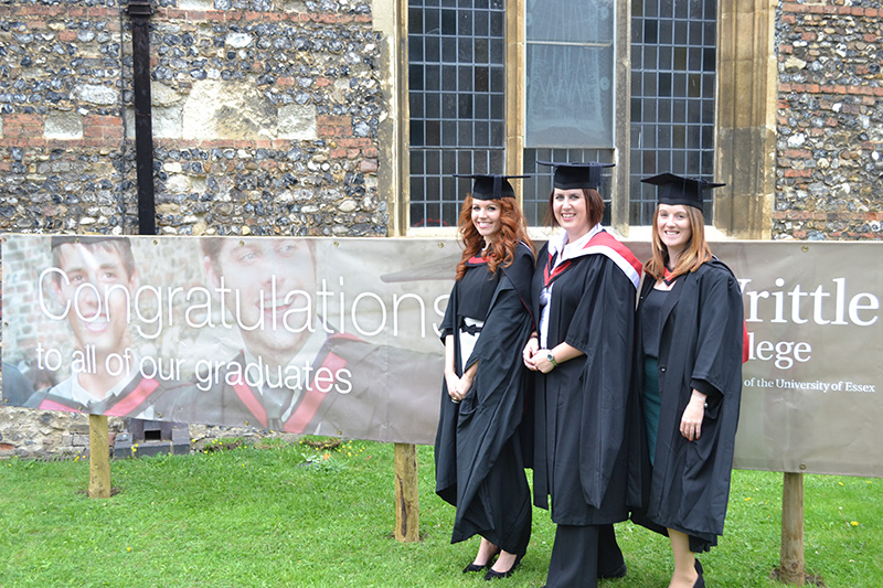 Writtle School of Design Graduation 2014