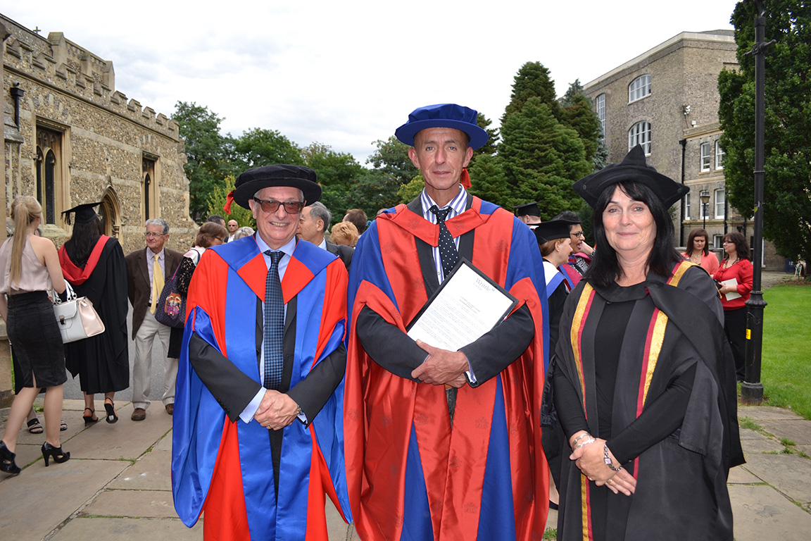 Writtle School of Design Graduation 2015