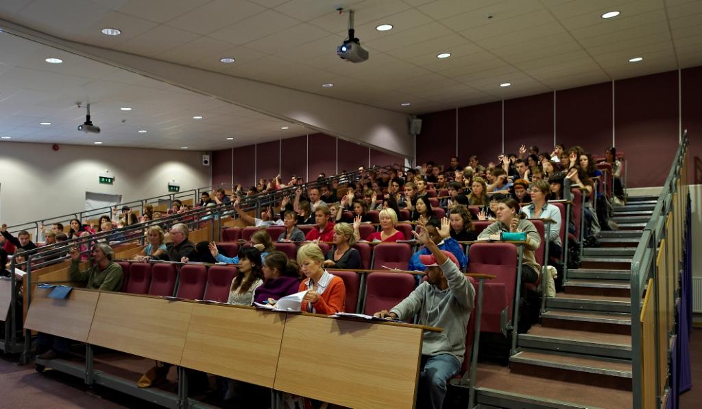 University Of Essex Lecture Room