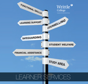 Learner Services Leaflet
