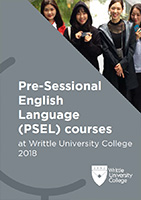 Pre Sessional English