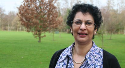 Photo of Writtle University College Academic, Dr Anya Perera