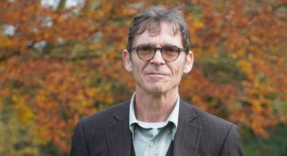 Photo of Writtle University College Academic, Professor Peter Hobson